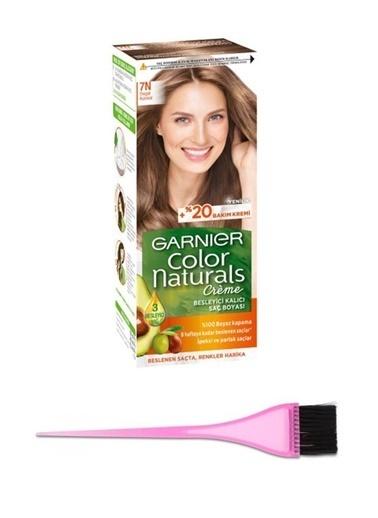 Garnier Garnier Color Naturals Saç Boyası 7N + Boya Fırçası Renksiz